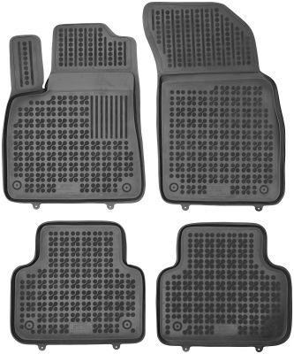 REZAW PLAST gumowe dywaniki samochodowe Audi Q7 7-osobowe od 2015r. 200318