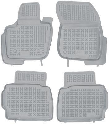 REZAW PLAST popielate gumowe dywaniki samochodowe Ford Mondeo V Vingale od 2014r. 200624S/Z
