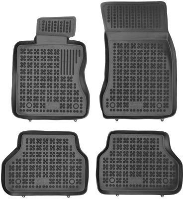 REZAW PLAST gumowe dywaniki samochodowe BMW s5 E60 od 2003-2010r. 200703