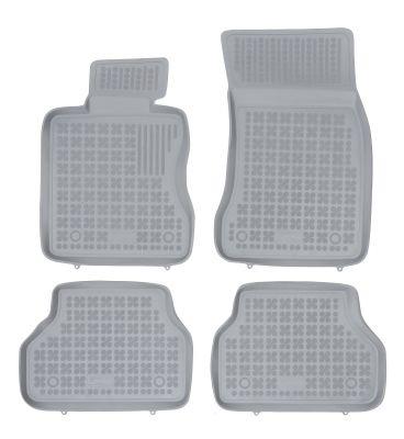 REZAW PLAST popielate gumowe dywaniki samochodowe BMW s5 E61 od 2003-2010r. 200703S