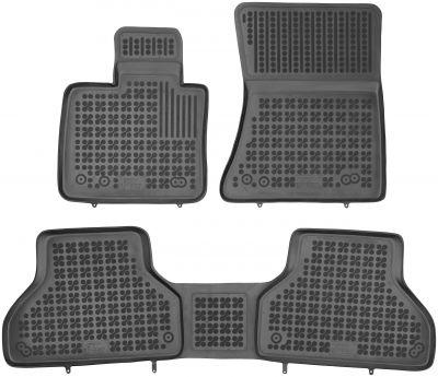 REZAW PLAST gumowe dywaniki samochodowe BMW X5 E70 od 2006-2013r. 200709