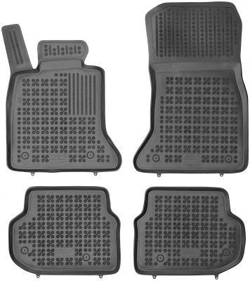 REZAW PLAST gumowe dywaniki samochodowe BMW s5 F10 F11 od 2010-2013r. 200713