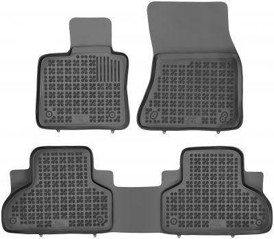 REZAW PLAST gumowe dywaniki samochodowe BMW X5 F15 od 2013r. 200718