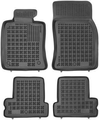REZAW PLAST gumowe dywaniki samochodowe Mini One Cooper I/II od 2001-2013r. 200720