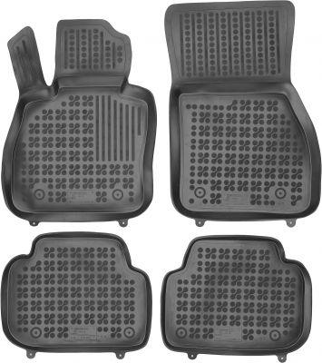 REZAW PLAST gumowe dywaniki samochodowe Mini Clubman od 2017r. 200730