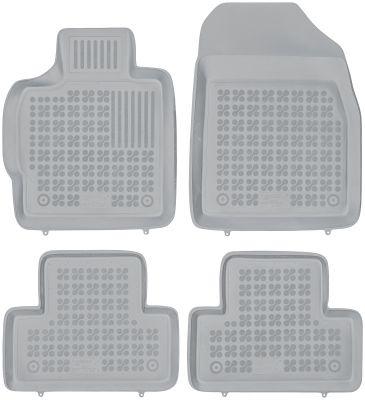 REZAW PLAST popielate gumowe dywaniki samochodowe Mazda CX-7 od 2006-2009r. 200805S/Z