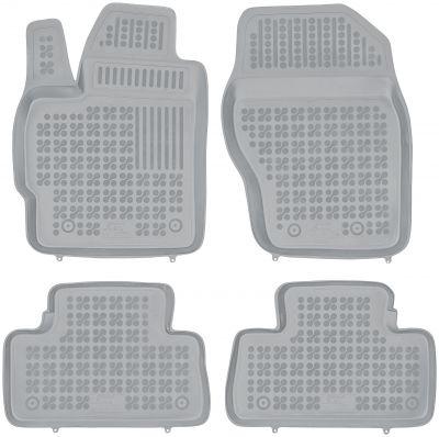 REZAW PLAST popielate gumowe dywaniki samochodowe Mazda CX-7 od 2009r. 200807S/Z