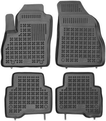 REZAW PLAST gumowe dywaniki samochodowe Citroen Nemo Kombi 5-osobowy od 2007-2017r. 201209