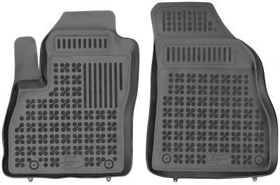 REZAW PLAST gumowe dywaniki samochodowe Citroen Nemo Dostawczy 2-osobowy od 2007-2017r. 201209P