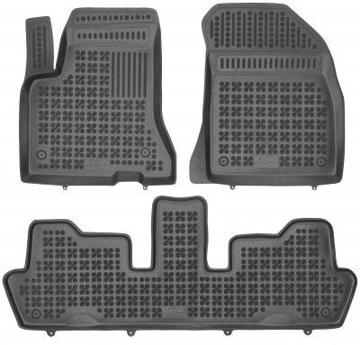 REZAW PLAST gumowe dywaniki samochodowe Citroen C4 Grand Picasso od 2006-2013r. 201210