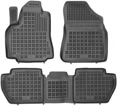 REZAW PLAST gumowe dywaniki samochodowe Citroen Berlingo 5-osobowy od 2008r. 201212