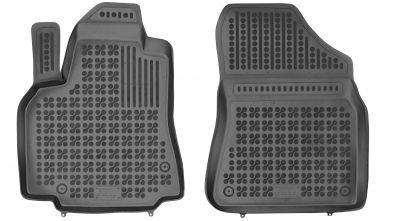 REZAW PLAST gumowe dywaniki samochodowe Citroen Berlingo 2-osobowy od 2008r. 201212P
