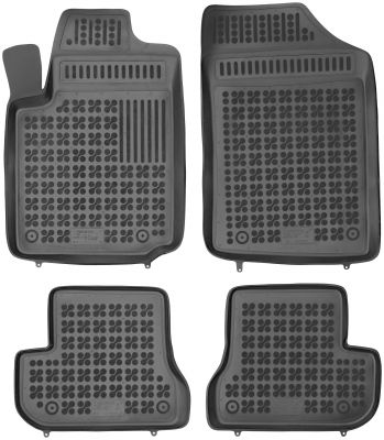 REZAW PLAST gumowe dywaniki samochodowe Citroen C2 od 2003-2009r. 201216