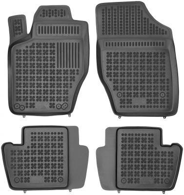 REZAW PLAST gumowe dywaniki samochodowe Citroen C4 I Hatchback od 2004-2010r. 201218