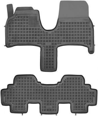 REZAW PLAST gumowe dywaniki samochodowe Lancia Phedra od 2002-2010r. 201220