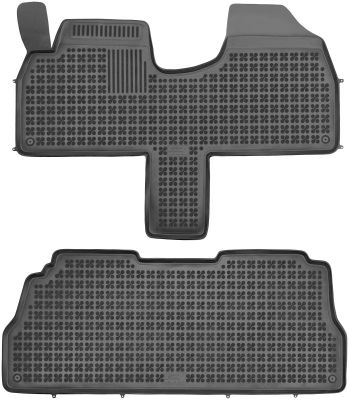 REZAW PLAST gumowe dywaniki samochodowe Lancia Zeta od 1994-2002r. 201221