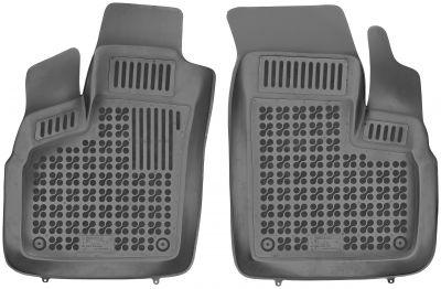 REZAW PLAST gumowe dywaniki samochodowe Fiat Doblo 2-osobowe od 2000-2009r. 201509