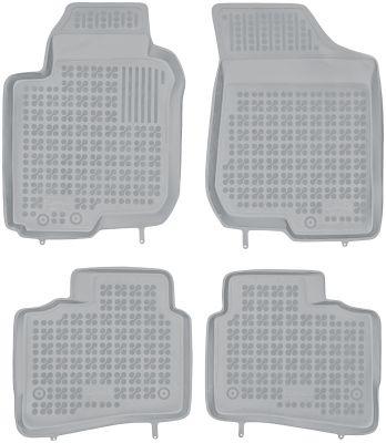 REZAW PLAST popielate gumowe dywaniki samochodowe Hyundai i30 CW od 2009-2012r. 201605S/Z