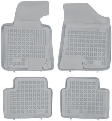 REZAW PLAST popielate gumowe dywaniki samochodowe Hyundai i30 II Kombi od 2012r. 201613S/Z