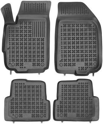 REZAW PLAST gumowe dywaniki samochodowe Chevrolet Aveo II od 2011r. 202108