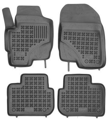 REZAW PLAST gumowe dywaniki samochodowe Mitsubishi Colt 5-drzwiowe od 2008-2012r. 202301