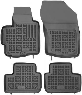 REZAW PLAST gumowe dywaniki samochodowe Mitsubishi ASX od 2010r. 202306