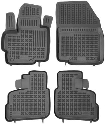 REZAW PLAST gumowe dywaniki samochodowe Mitsubishi Space Star od 2014r. 202307