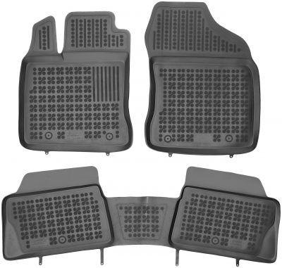 REZAW PLAST gumowe dywaniki samochodowe Lexus CT 200h od 2011r. 202403