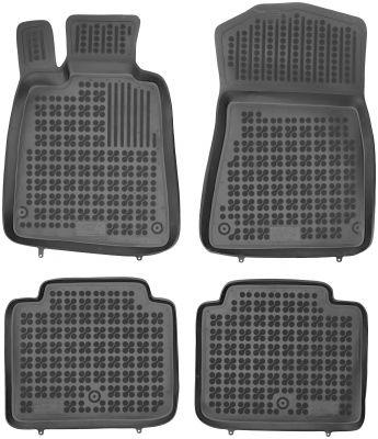 REZAW PLAST gumowe dywaniki samochodowe Lexus GS od 2005-2012 (250 / III S190 / 300 / 350 / 430 / 460/ 450H) 202405