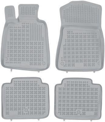 REZAW PLAST popielate gumowe dywaniki samochodowe Lexus GS od 2005-2011r. (250 / III S190 / 300 / 350 / 430 / 460 / 450H) 202405S/Z
