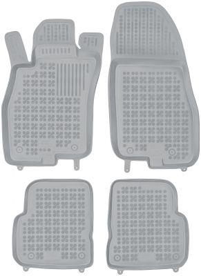 REZAW PLAST popielate gumowe dywaniki samochodowe Alfa Romeo 156 od 2000-2006r. 202502S/Z