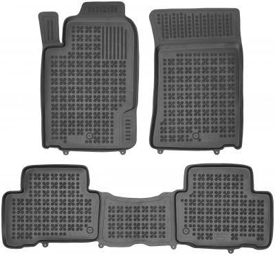 REZAW PLAST gumowe dywaniki samochodowe SsangYong Rexton W od 2012r. 203001