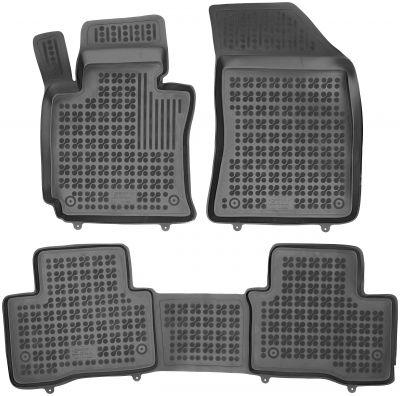 REZAW PLAST gumowe dywaniki samochodowe SsangYong Tivoli XLV od 2015r. 203002