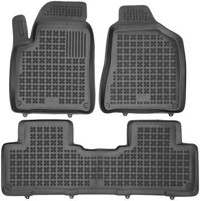 REZAW PLAST gumowe dywaniki samochodowe SsangYong Korando od 2011r. 203003
