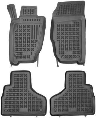 REZAW PLAST gumowe dywaniki samochodowe Jeep Cherokee KJ od 2001-2006r. 203104