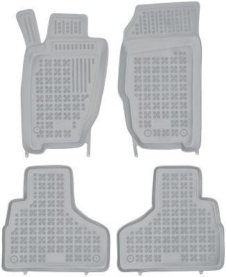 REZAW PLAST popielate gumowe dywaniki samochodowe Jeep Cherokee od 2004-2008r. 203104S/Z