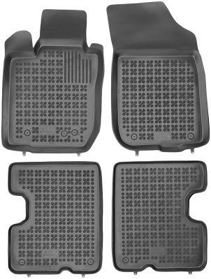 REZAW PLAST gumowe dywaniki samochodowe Dacia Duster od 2010-2013r. 203401