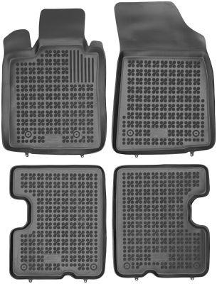 REZAW PLAST gumowe dywaniki samochodowe Dacia Logan Kombi od 2008-2013r. 203402