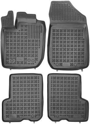 REZAW PLAST gumowe dywaniki samochodowe Dacia Logan II MCV Sedan od 2013r. 203407