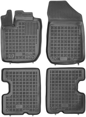 REZAW PLAST gumowe dywaniki samochodowe Dacia Duster od 2013-2018r. 203408