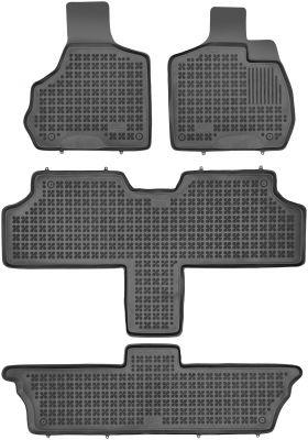 REZAW PLAST gumowe dywaniki samochodowe Chrysler Voyager IV 7-osobowe od 2001-2007r. 203601