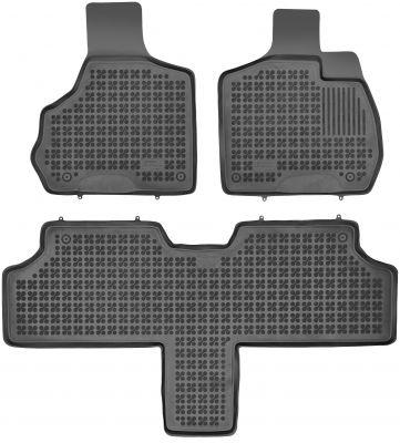 REZAW PLAST gumowe dywaniki samochodowe Chrysler Voyager IV 5-osobowe od 2001-2007r. 203601A
