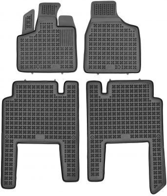 REZAW PLAST gumowe dywaniki samochodowe Chrysler Voyager V 5-osobowe od 2007-2011r. 203701A