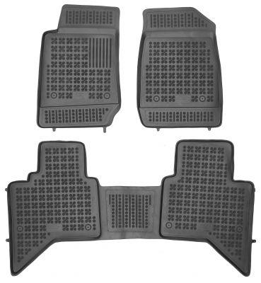 REZAW PLAST gumowe dywaniki samochodowe Isuzu D-Max II od 2012r. 203901