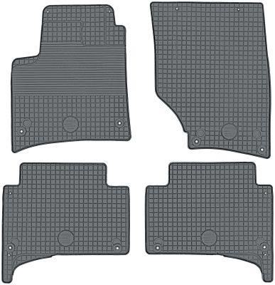 DOMA Gumowe dywaniki samochodowe Audi Q7 od 2005-2015r.