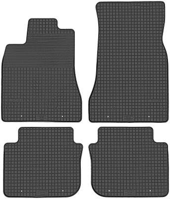 DOMA CZARNA Gumowe dywaniki samochodowe Lexus GS 300 od 1997-2005r.