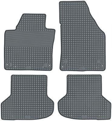 DOMA Gumowe dywaniki samochodowe Audi A3 od 2003-2012r.