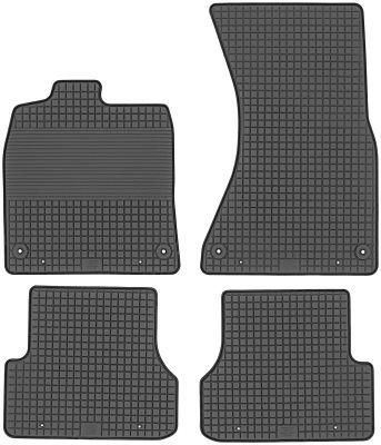DOMA CZARNA Gumowe dywaniki samochodowe Audi A7 od 2010r.