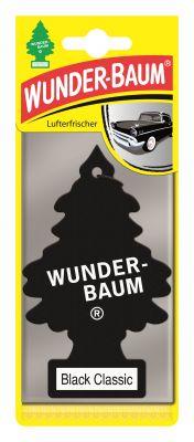 WUNDER-BAUM BLACK CLASSIC CHOINKA ZAPACH SAMOCHODOWY