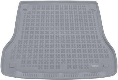 REZAW-PLAST popielaty gumowy dywanik mata do bagażnika Citroen C5 Kombi od 2001-2008r. 230111S/Z
